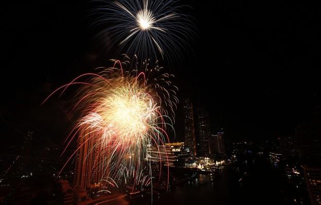 Nowy Rok w Tajlandii
