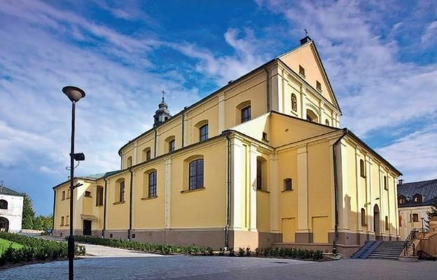 Katedra Trójcy Przenajświętszej w Drohiczynie