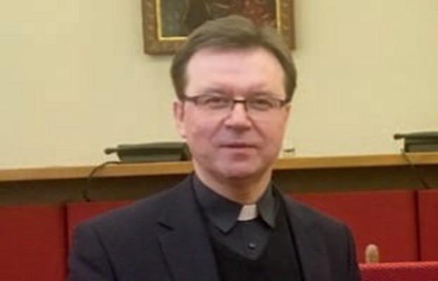 Ks. dr Artur Skrzypek