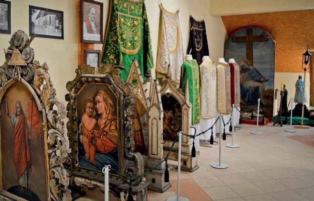 W Muzeum Parafialnym