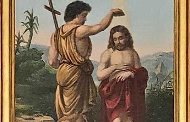 Przez chrztu świętego wielki dar