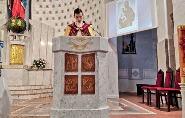 Ks. Piotr Sipiorski każdego miesiąca będzie przybliżał wiernym postać św. Józefa