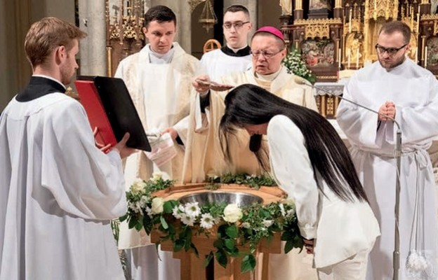 Niezatarte znamię chrztu