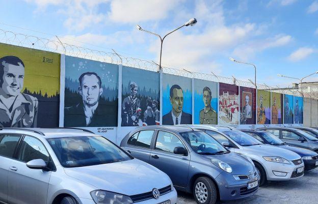 Mural w Lublinie