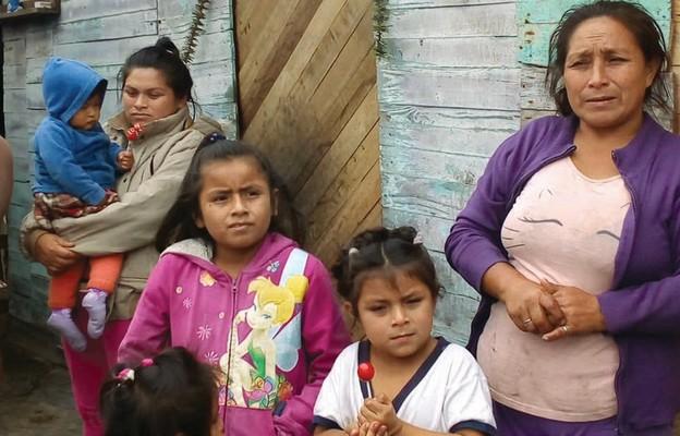 S. Maria od wielu lat regularnie wspiera duchowo i materialnie mieszkańców wiosek w Andach