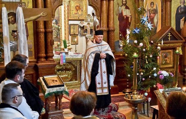 W Toruniu jest wspólnota prawosławna