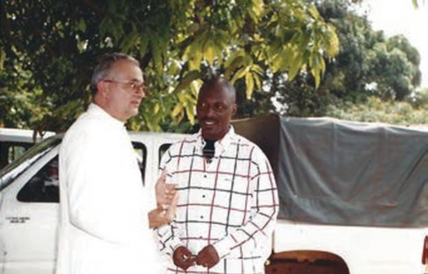 Ks. Eugeniusz Bubak przez wiele lat był misjonarzem w Afryce