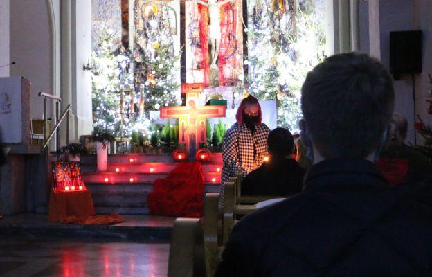 Spotkanie w duchu Taize w parafii św. Karola Boromeusza we Wrocławiu