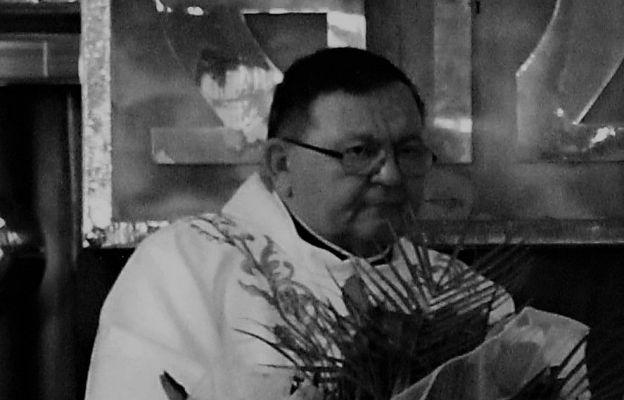 śp. ks. kan. Józef Zadworny