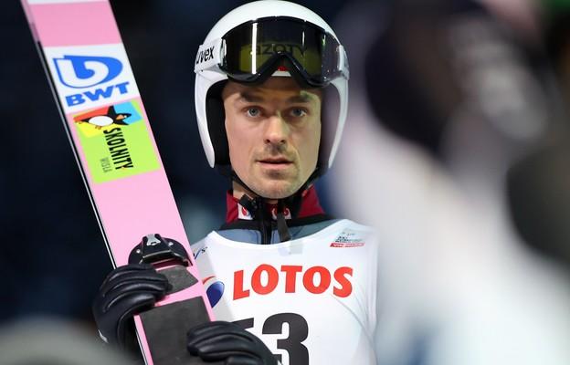 Skoki narciarskie/Zakopane: Polacy na 2. miejscu w konkursie drużynowym