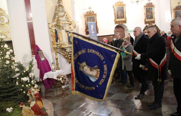 Członkowie Ruchu Trzeźwości Ziem Zachodnich Polski spotkali się z biskupem w Rokitnie