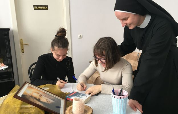 Siostry zachęcają, by podejmować praktykę dobrych uczynków każdego dnia