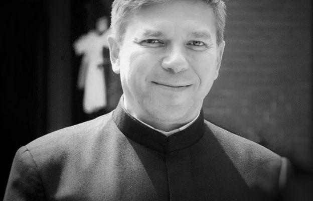 Zmarł ks. Jacek Wawrzyniak SDS