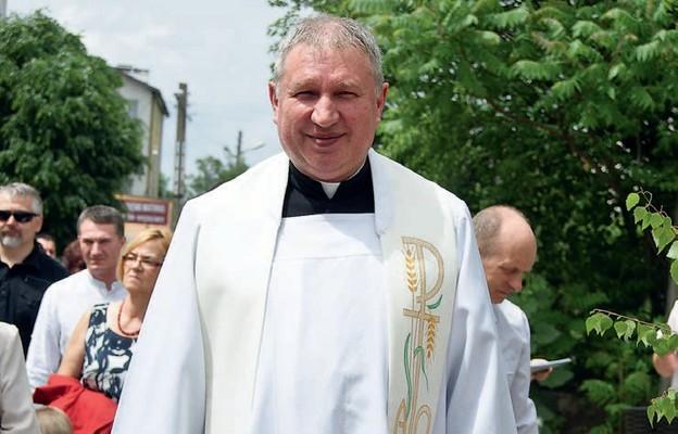 Pokornie służył kapłaństwem