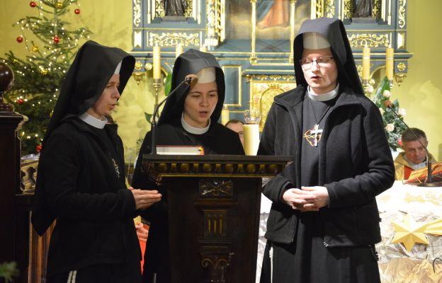 Siostry Sercanki przeżywały głęboką radość z powodu święta swego założyciela