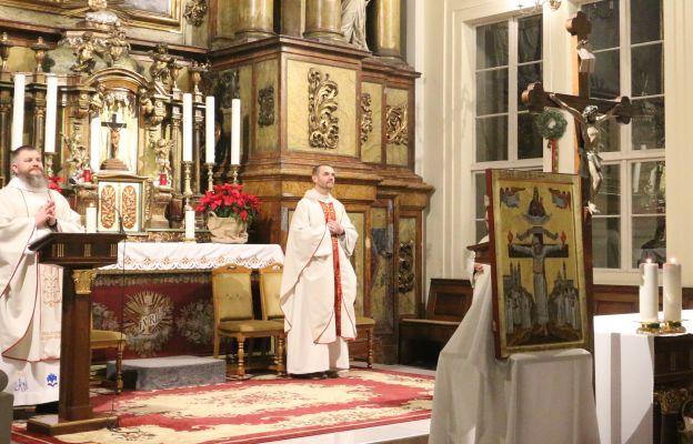 Ikona bł. Euzebiusza została poświęcona w 750. rocznicę jego śmierci