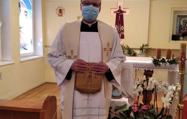 ks. Tomasz Duszczak, Diecezjalny Duszpasterz Chorych i Służby Zdrowia