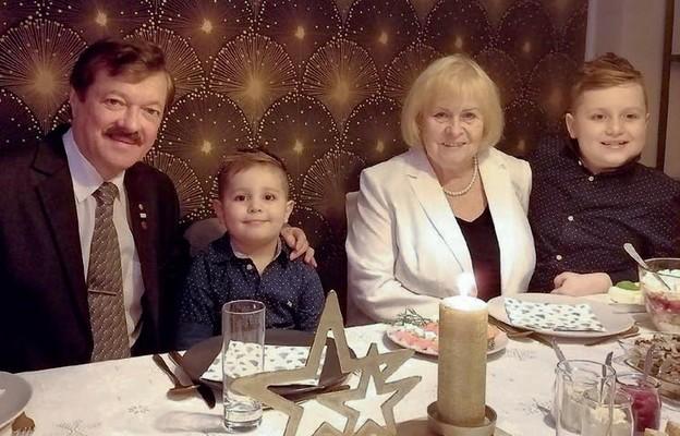 Nasi kochani dziadkowie