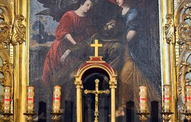 Michałów, ołtarz główny