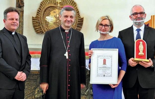 Diecezjalne wyróżnienie