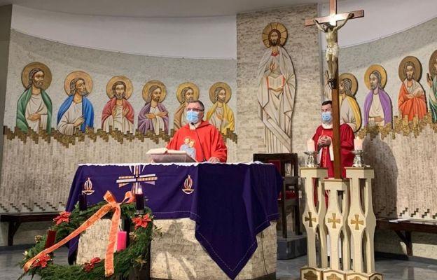 Różaniec i Msza św. w intencji misji
