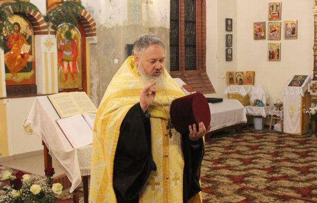 prawosławny ks. Piotr Nikolski
