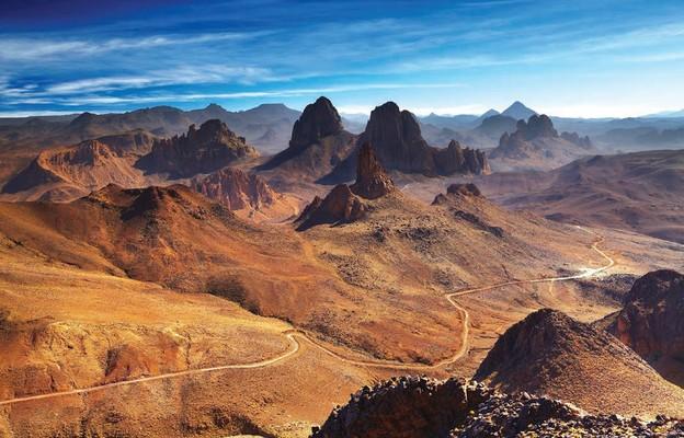 Majestat pustyni