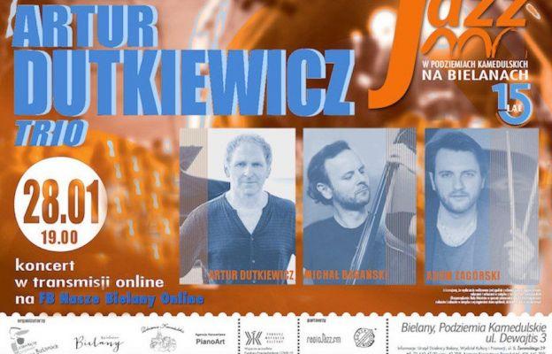 Koncert Dutkiewicz Trio na kryształowy jubileusz
