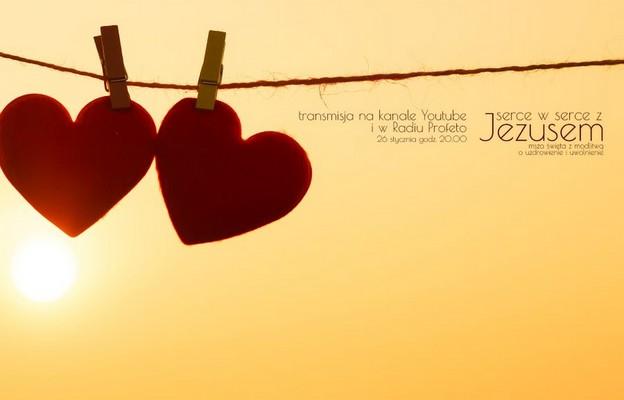 Serce w Serce z Jezusem