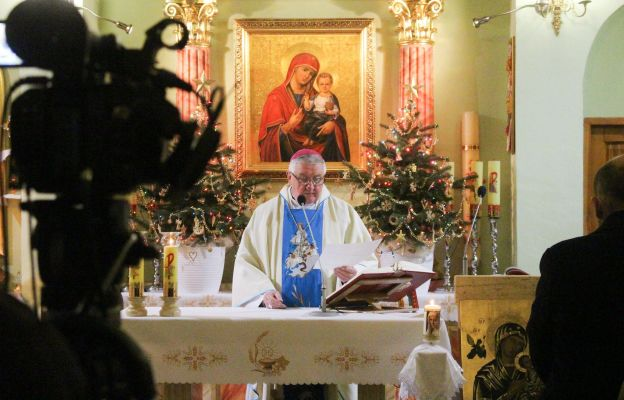 Ostatnia Eucharystia w ramach