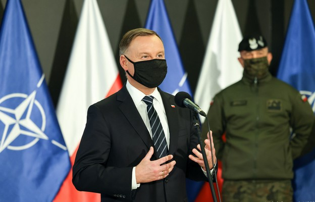 Prezydent: oczekuję rekomendacji dot. rozwoju wojska i procedur
