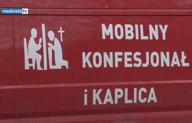 Mobilny... konfesjonał?