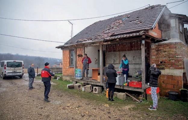 Chorwatom, którzy ucierpieli wtrzęsieniu ziemi, wciąż potrzebna jest nasza pomoc