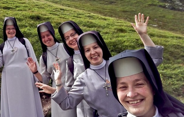 Duchowe córki biskupa Pelczara