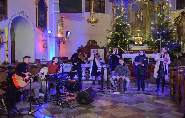 Koncert kolęd w Strumieniu.