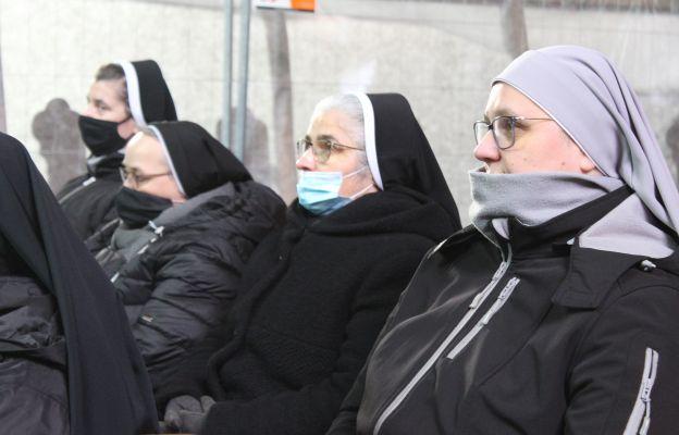Siostry zakonne z terenu diecezji świdnickiej