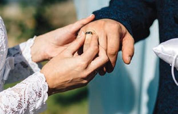 Ślub... dla babci?