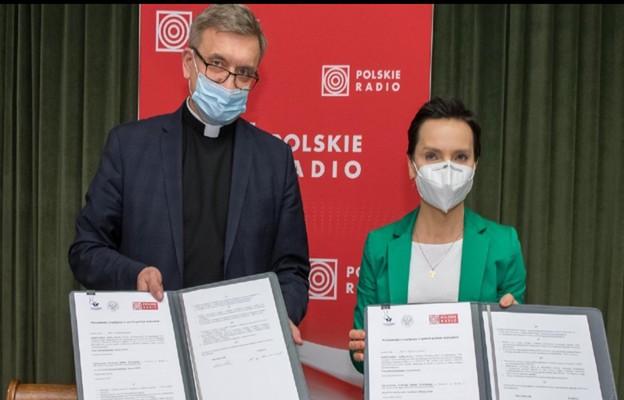 Studenci UKSW będą mogli odbywać praktyki w Polskim Radiu