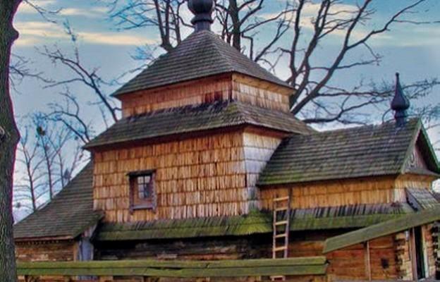 Drewniane cerkwie – atrakcją turystyczną