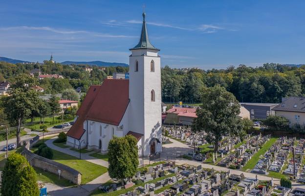 Bielsko-Biała: gra komputerowa o najstarszej świątyni w mieście