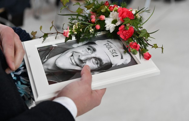 Pożegnanie Ryszarda Szurkowskiego