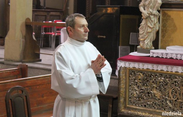 Henryk Smolny, kandydat do diakonatu stałego w diecezji świdnickiej