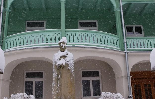 Kocham śnieg w Komańczy
