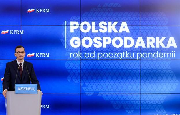 Morawiecki: od 26 kwietnia w 11 województwach łagodzimy obostrzenia