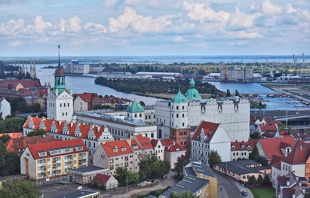 Szczecin: Średniowieczny tunel odkryto pod Zamkiem Książąt Pomorskich