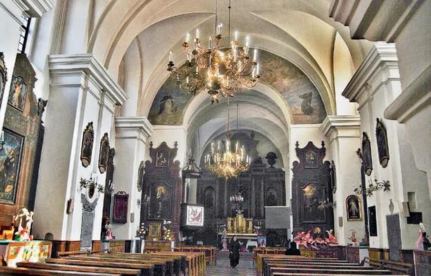 Sandomierskie ślady św. Józefa