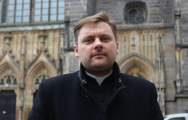 Ks. Paweł Laska proboszczem w Sadach Górnych