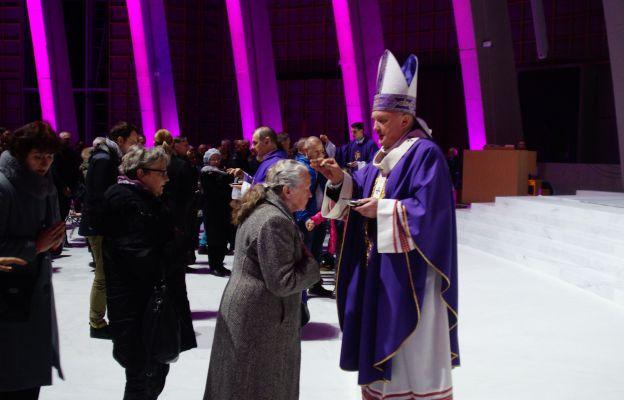 W Środę Popielcową Mszy św. w Świątyni Opatrzności Bożej będzie przewodniczył kard. Kazimierz Nycz.