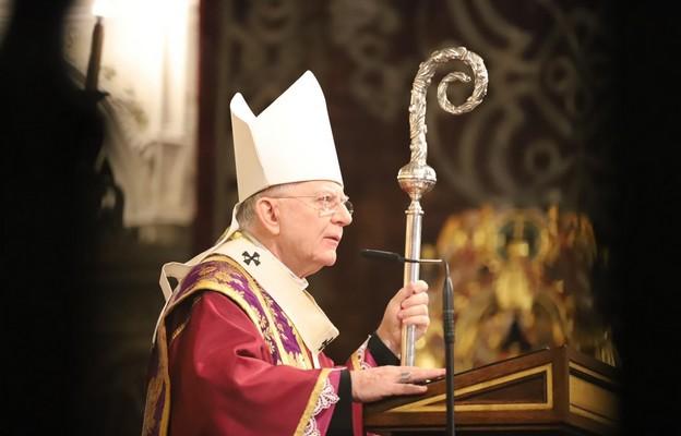 Abp Jędraszewski w 5 rocznicę ŚDM: stawajmy się znakiem sprzeciwu i nadziei dla świata