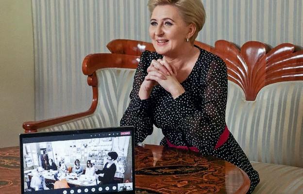 Wirtualne spotkanie może być równie owocne i fascynujące, jak na żywo